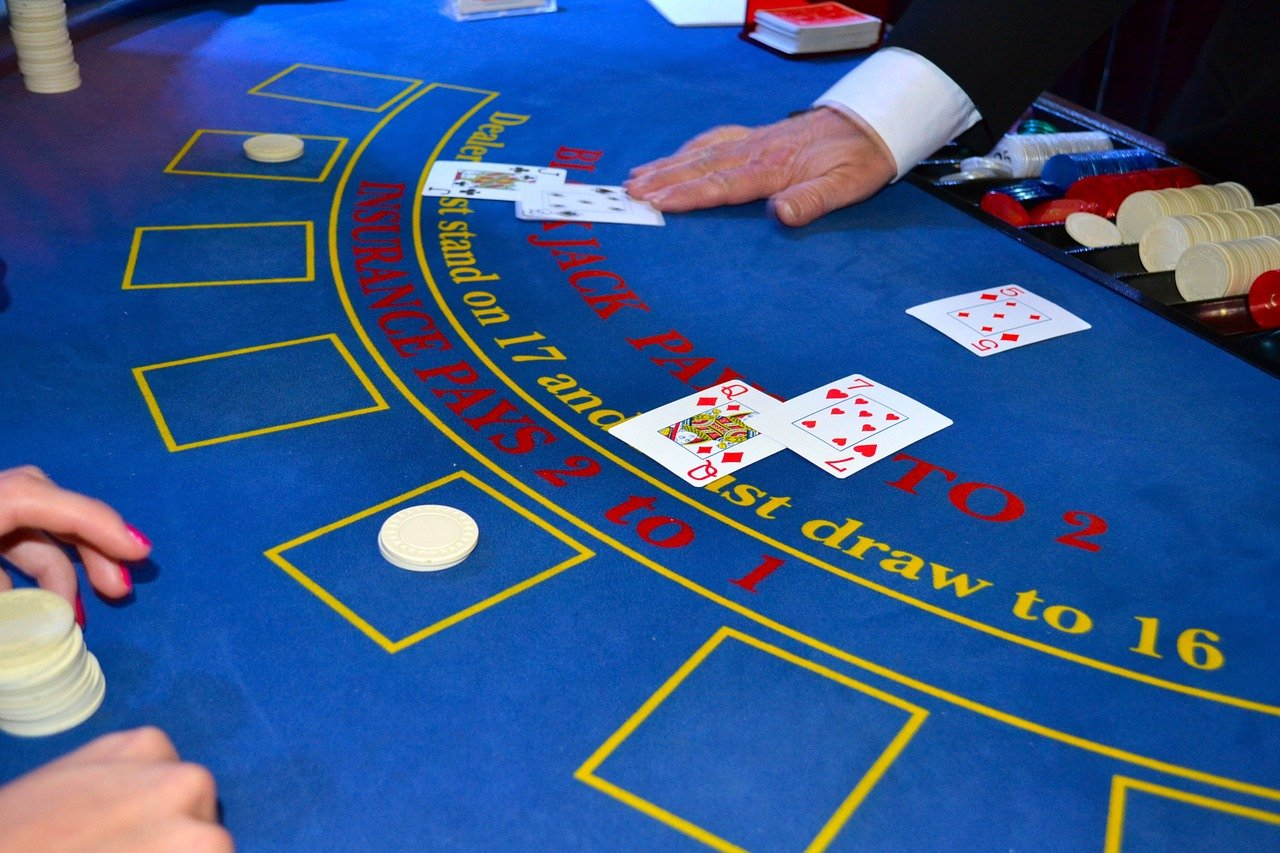 Blackjack: mistakes to avoid at 21
